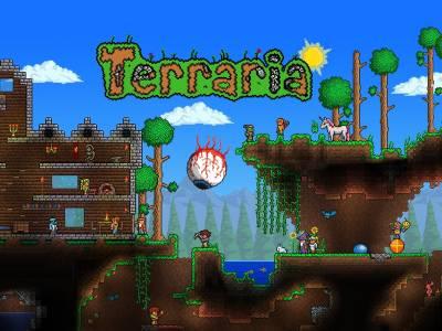Terraria v1.3.0.6 (2011) [Rus / Eng / Multi]