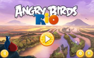 Злые Птички - Рио / Angry Birds Rio for PC v2.2.0 / v1.7.1 (2014 / 2011 - Eng) для компьютера