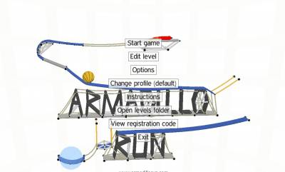 Armadillo Run v1.0.7 (2006 - Eng) +1000 уровней