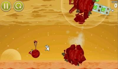 Злые птицы в космосе для ПК / Angry Birds Space for PC v1.6.0 (2012 - Eng)