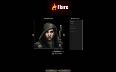 Flare v0.19 (2011 - Eng / Rus / Ukr) + моды