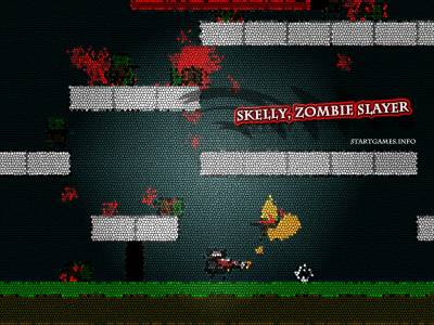 Skelly, Zombie Slayer v20 (2009 / Eng)
