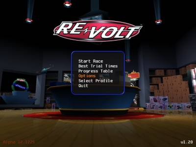 Re-Volt v1.2.12.1225 (2013 / 1999) [Rus / Eng / Multi8] [Online]