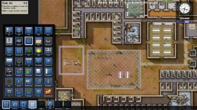 Prison Architect v1.0 (2015) [Rus / Eng / Multi)