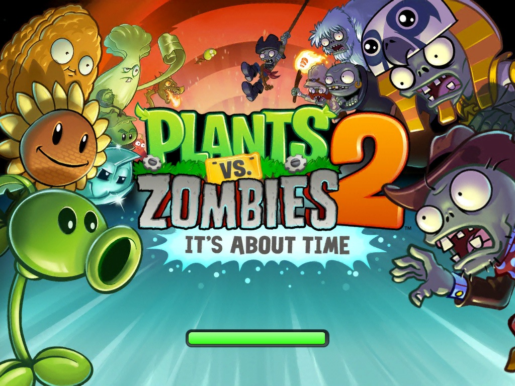 Самое время plants vs zombies 2 it's about time