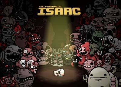 The Binding of Isaac: Rebirth / Wrath of the Lamb v1.666 Eternal Edition +DLC (2015 / 2014) [Rus / Eng]