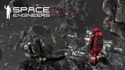 Космические Инженеры / Space Engineers v01.071.005 (2014 - Rus / Ukr / Eng) +дополнения