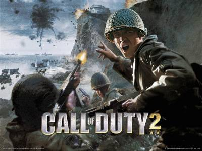 Call of Duty 2 v1.3 (2005 - Rus / Eng)