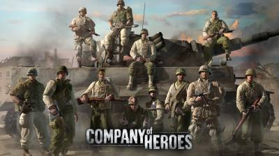 Company of Heroes v2.7 - New Steam Version - Anthology (2013 / 2009 - Rus / Eng)