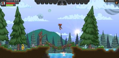 Звёздная Грань / Starbound Spirited Giraffe (01.05.2015 Nightly) [Rus / Eng]