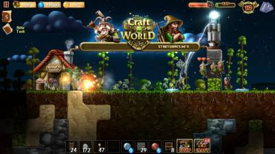 Craft The World v1.1.005b (2014) [Rus / Eng]
