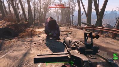 Fallout 4 v1.1.30.0 [Update 1] (2015) [Rus / Eng] +чит-коды и оптимизация fps (для слабых ПК)