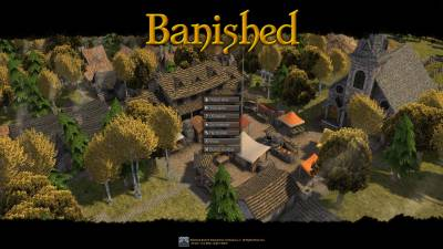 Banished v1.0.4 Beta (2014) [Rus / Eng]