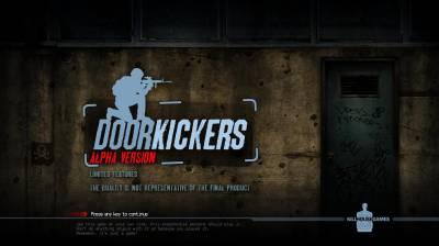 Door Kickers v1.0.7 (2014) [Eng]